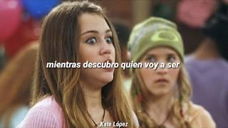 Wherever i go - Miley Cyrus (Subtítulos español) (Hannah Montana)