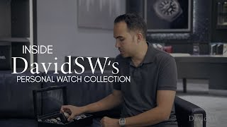 A Look Inside DavidSW's Personal Watch Collection