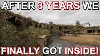 FINALLY GOT INSIDE! - The Abandoned Fort
