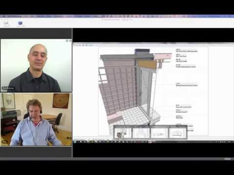How to Create ArchiCAD Working Drawings without Drafting Details - Interview with Tim Ball
