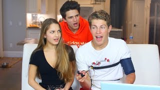 "LIE DETECTOR TEST W/ MY SISTER AND HER ""BOYFRIEND"" 