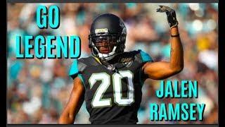 Jalen Ramsey Highlights 2017-18 ||
