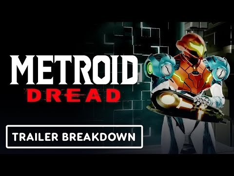 Metroid Dread Trailer: 5 Things You Might Have Missed