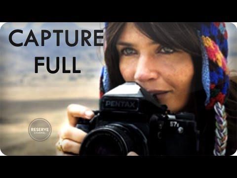 Helena Christensen & Portrait Photographer Mary Ellen Mark | Capture™ Ep. 7 Full | Reserve Channel