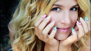 3D Nail Art in Los Angeles with Mr. Kate