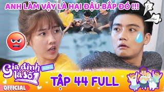 Gia đình là số 1 Phần 3   Tập 44 Full: Phim Gia Đình Việt hay nhất 2020 - Phim Tình cảm Gia Đình HTV