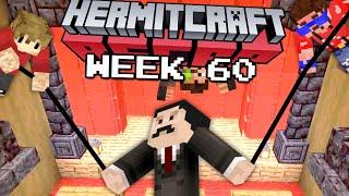 📋Third Life, Puppet Mumbo and PARKOUR!📋 - Hermitcraft Recap Season 7 - week #60