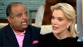 Roland Martin Talks Blackface, Race In America On Megyn Kelly's Today Show