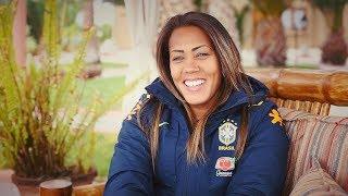Seleção Brasileira Feminina: Bárbara, lembrança das dificuldades até a Seleção
