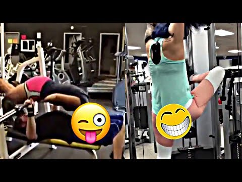 If You Don't Laugh You Ain't Human | Epic Gym Fails and Funny Videos Compilation