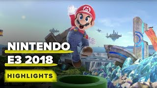 Nintendo's E3 2018 press conference highlights in 9 minutes