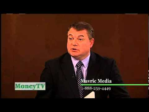 President Don Smith appears on MoneyTV
