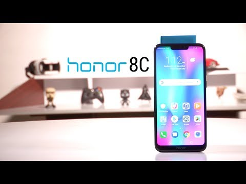 Honor 8C Unboxing & First Look| Digit.in