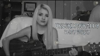 Unconditionally (Cover by Lauren Bonnell) Katy Perry #repost