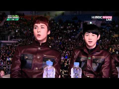 [111124] 2011 Melon Music Awards - IU - Cruel Fairytale + Good Day