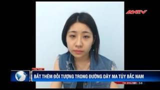 """Kết thúc chuyên án ma túy đá xuyên Việt """"siêu khủng"""""""
