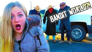 Bandits Take Over The World!
