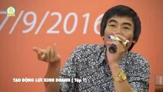 Tạo động lực kinh doanh - TS Lê Thẩm Dương
