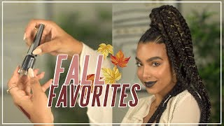 My Favorite Fall Lipsticks from Sephora! Beauty Insider #FallLipSweepstakes
