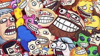 Troll Face Quest TV Shows Full Level Walkthrough!