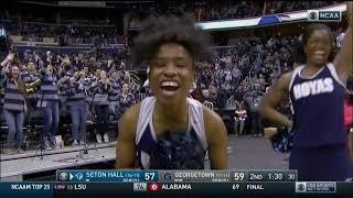Georgetown vs. Seton Hall Highlights: #BIGEASThoops