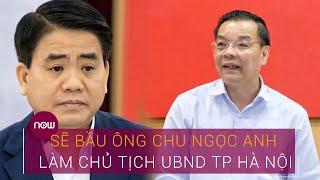 Hà Nội sẽ bãi nhiệm ông Nguyễn Đức Chung, bầu ông Chu Ngọc Anh làm Chủ tịch thành phố | VTC Now