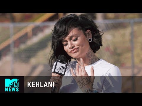 Kehlani Talks Calvin Harris, Creating 'Honey' & Queer Music | MTV News