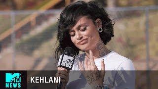 Kehlani Talks Calvin Harris, Creating 'Honey' & Queer Music | MTV News