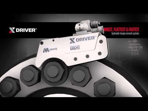 The X Driver® M Drive