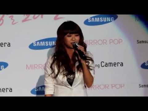 Hyorin (sistar)  - I Choose to Love You  (full version live)