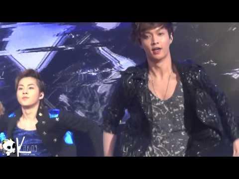 [HD] 121013 KCON EXO M History (slight Lay focus)