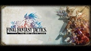 Final Fantasy Tactics The War of The Lions (PSP) เส้นบางๆที่เรียกว่ามิตรภาพ