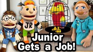 SML Movie: Bowser Junior Gets a Job!