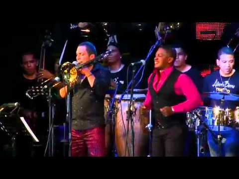 Alberto Barros - Medley [Tributo a la Salsa Colombiana 4]