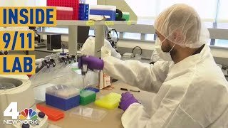 Inside the Lab Working to Identify 9/11 Victims | NBC New York