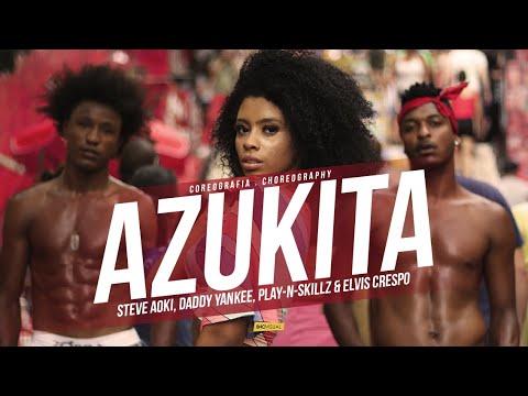 AZUKITA- Steve Aoki, Daddy Yankee, Play-N-Skillz & Elvis Crespo/ CHOREOGRAPHY | Ramana Borba