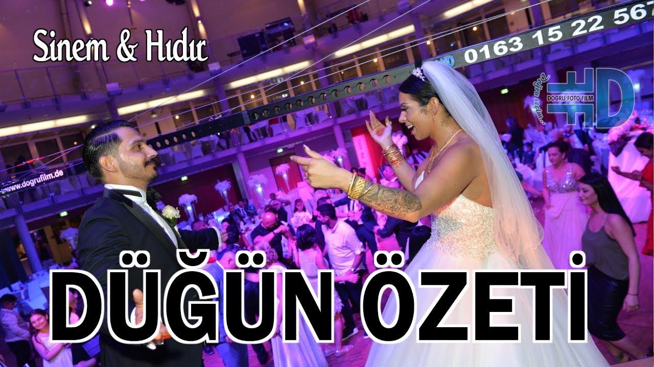 Sinem & Hıdır - Düğün Özeti