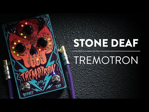 Stone Deaf Tremotron Analog Tremolo