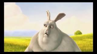 Big buck bunny 3d animation short film 4k full hd