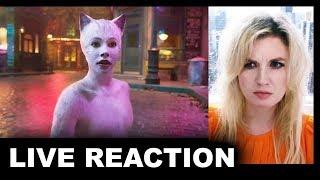 Cats Trailer 2019 REACTION