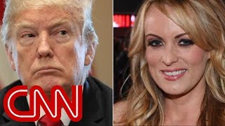 CNN's Brooke Baldwin: Trump essentially threatened Stormy Daniels