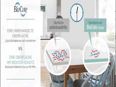 BioCote in Action - Domestic Kitchen - DE