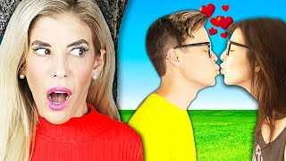 Spying on Matt's First Date with Ex Best Friend for 24 hours! (New Clues of Maddie Missing)
