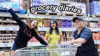 How We Annoy Mom in the Grocery! 😂 | Ry Velasco