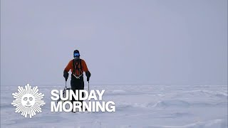 One man's solo trek to the South Pole