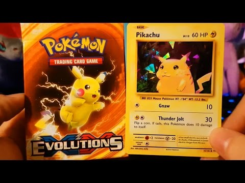 Pokemon Theme Deck : Pikachu - XY Evolutions