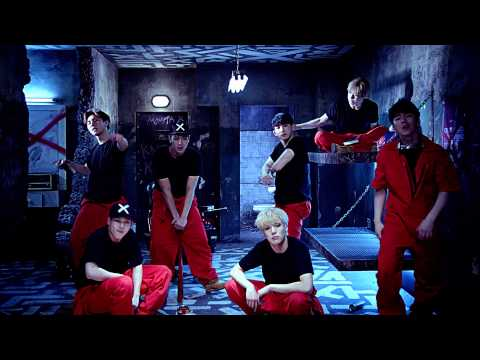 [Special Cut] MONSTA X (몬스타엑스) - 무단침입 (Trespass) Prison Break ver.