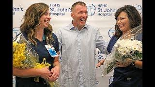 UFC Legend Matt Hughes Returns to Hospital to Honor Nurses Who Treated Him - MMA Fighting
