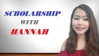 LẦM TƯỞNG TAI HẠI VỀ HỌC BỔNG | Scholarship 101 | HannahEd