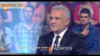 Kim Milyoner Olmak ister 260. bölüm tanıtım fragmanı 16.09.2013